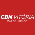 Logo da emissora Rádio CBN Vitória 92.5 FM 1250 AM