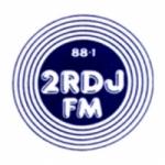 Logo da emissora Radio 2RDJ 88.1 FM