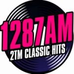 Logo da emissora Radio 2TM 1287 AM