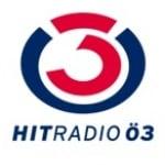 Logo da emissora Hitradio O3 FM