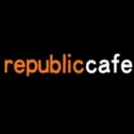 Logo da emissora Radio Republic Cafe