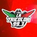 Logo da emissora Radio KMXX 99.3 FM