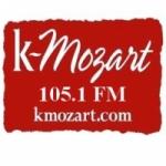 Logo da emissora Radio KMZT 105.1 FM