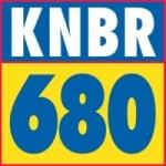 Logo da emissora Radio KNBR 680 AM