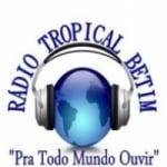 Logo da emissora Rádio Tropical Betim
