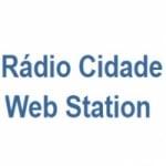 Logo da emissora Rádio Cidade Web Station