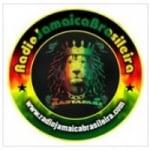 Logo da emissora Rádio Jamaica Brasileira