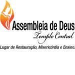 Logo da emissora Rádio Templo Central FM