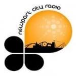Logo da emissora Newport City Radio