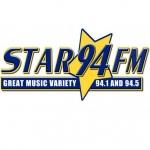 Logo da emissora KNCO 94.1 FM Star
