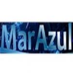 Logo da emissora Rádio Mar Azul 98.7 FM