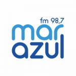 Logo da emissora Rádio Marazul 98.7 FM