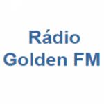 Logo da emissora Rádio Golden FM