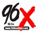 Logo da emissora Radio KNOB 96.7 FM