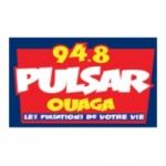 Logo da emissora Radio Pulsar 94.8 FM
