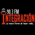 Logo da emissora Radio Integración 90.3 FM