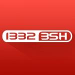 Logo da emissora Radio 3SH 1332 AM