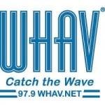 Logo da emissora Radio WHAV 97.9 FM