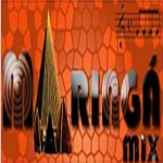 Logo da emissora Rádio Maringá Mix