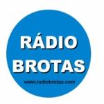 Logo da emissora Rádio Brotas
