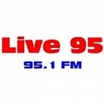 Logo da emissora Radio KITI 95.1 FM