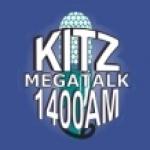 Logo da emissora Radio KITZ 1400 AM