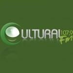 Logo da emissora Rádio Cultural 107.9 FM