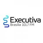 Logo da emissora Rádio Executiva 101.7 FM