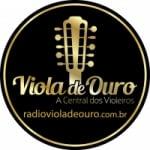 Logo da emissora Rádio Viola de Ouro