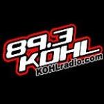 Logo da emissora Radio KOHL 89.3 FM