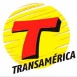 Logo da emissora Rádio Transamérica 91.5 FM