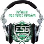 Logo da emissora Rádio Eu sou Goiás