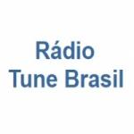 Logo da emissora Rádio Tune Brasil