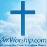 Logo da emissora Radio All Worship