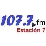 Logo da emissora Radio Estación 7 107.7 FM