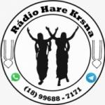 Logo da emissora Krishna FM