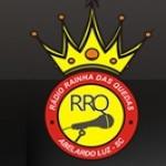 Logo da emissora Rádio Rainha das Quedas 910 AM