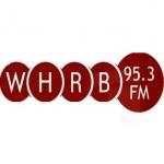 Logo da emissora Radio WHRB 95.3 FM