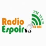 Logo da emissora Radio Espoir 102.8 FM