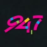 Logo da emissora Radio 94.7 FM