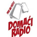 Logo da emissora Domaci 90.3 FM
