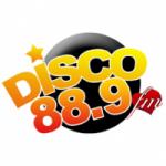 Logo da emissora Radio Disco 88.9 FM