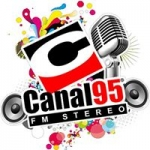 Logo da emissora Radio Canal 95 95.1 FM