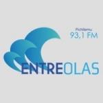 Logo da emissora Radio Entre Olas 93.1 FM