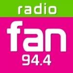 Logo da emissora Radio Fantástica 94.4 FM