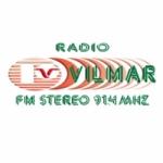 Logo da emissora Radio Vilmar 91.4 FM