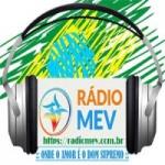Logo da emissora Rádio MEV International