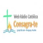 Logo da emissora Web Rádio Consagra-te