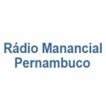 Logo da emissora Rádio Manancial Pernambuco