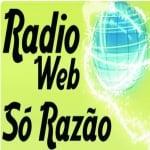 Logo da emissora Rádio Web Só Razão